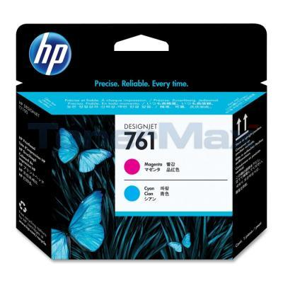 HP NO 761 PRINTHEAD MAGENTA/CYAN